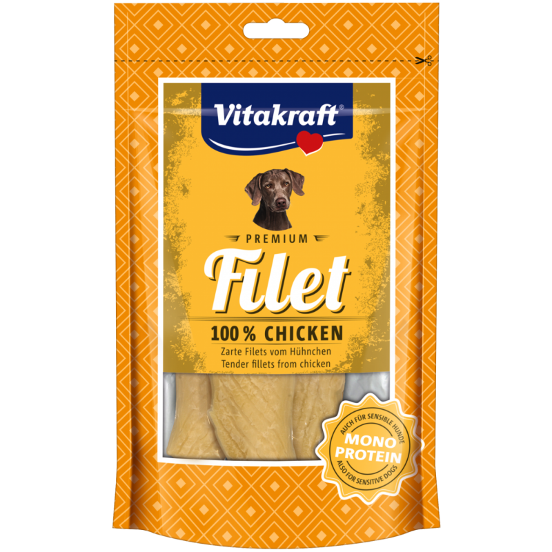 Vitakraft Premium Filet Huhn 54 g, 70 g
