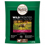Nutro Nutro Wild Frontier Adult Turkey & Chicken 1.5 kg