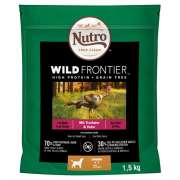 Wild Frontier Junior Turkey & Chicken 1.5 kg