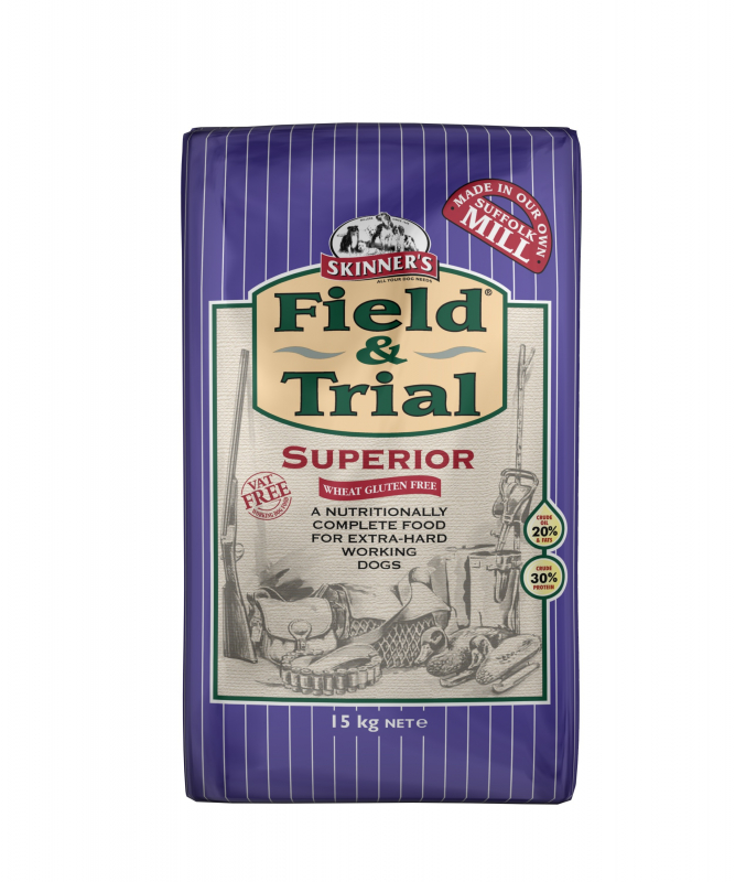 Skinner's Field & Trial Superior EAN: 5021815000035 reviews