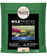 Nutro Wild Frontier Junior Saumon & Poisson blanc 1.5 kg