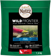 Wild Frontier Adult Salmon & Whitefish 4 kg