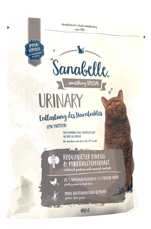 Sanabelle Urinary 400 g 4015598017077 opiniones