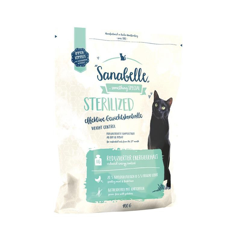 Sanabelle Sterilized 400 g 4015598017091