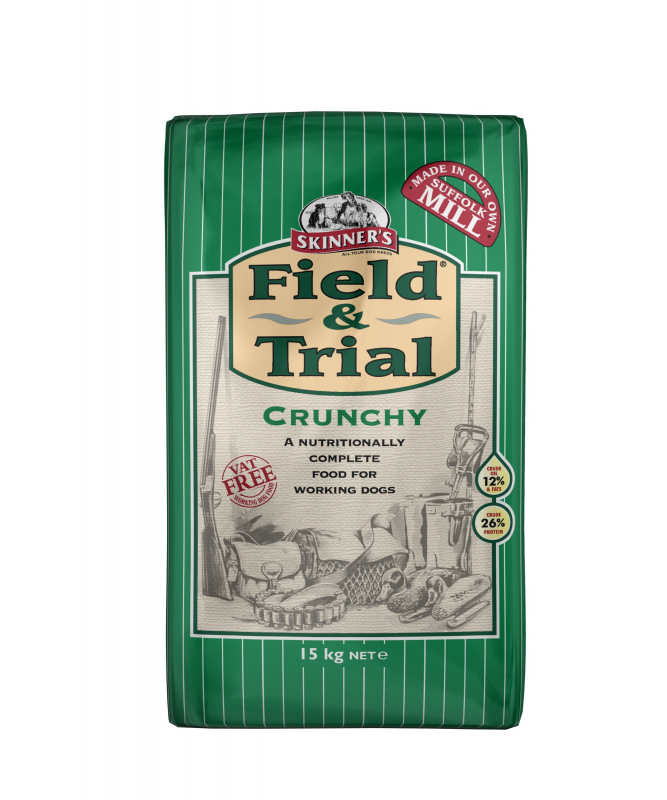 Skinner's Field & Trial Crunchy 5021815000011 opinioni