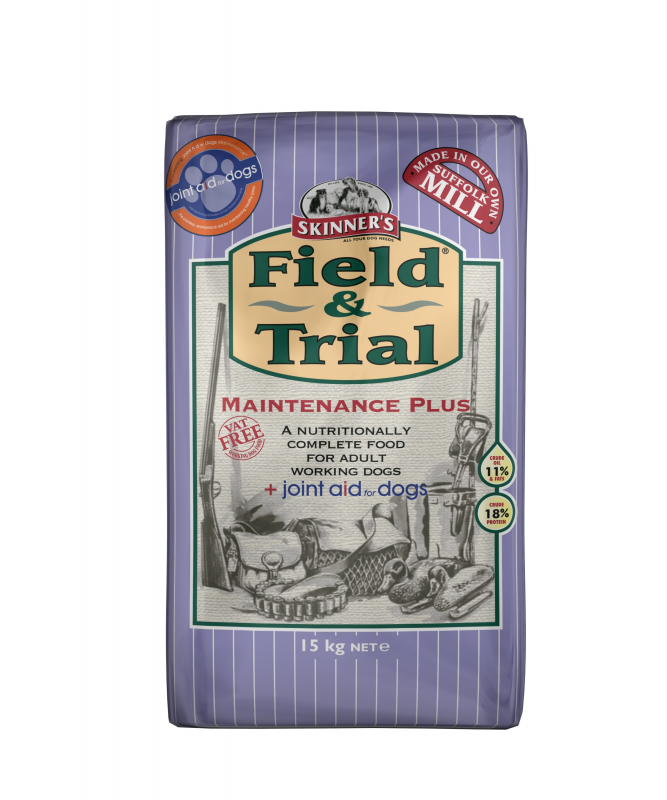 Skinner's Field & Trial Maintenance Plus 15 kg 5021815000301 opiniones