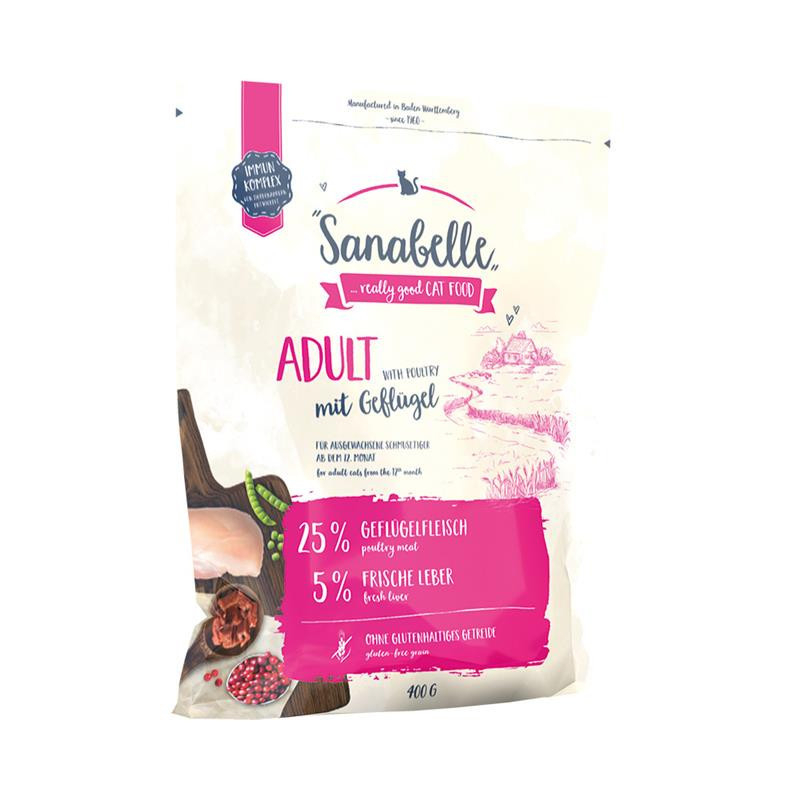 Sanabelle Adult Volaille 400 g 4015598016872
