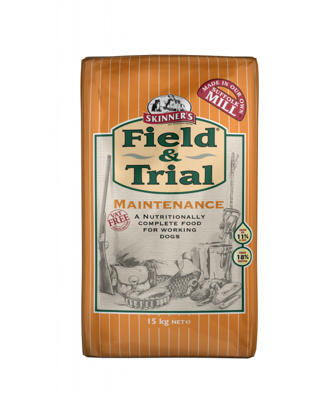 Skinner's Field & Trial Maintenance 2.5 kg, 15 kg
