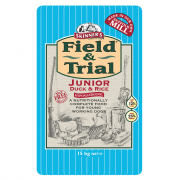 Field & Trial Junior Ente und Reis 15 kg