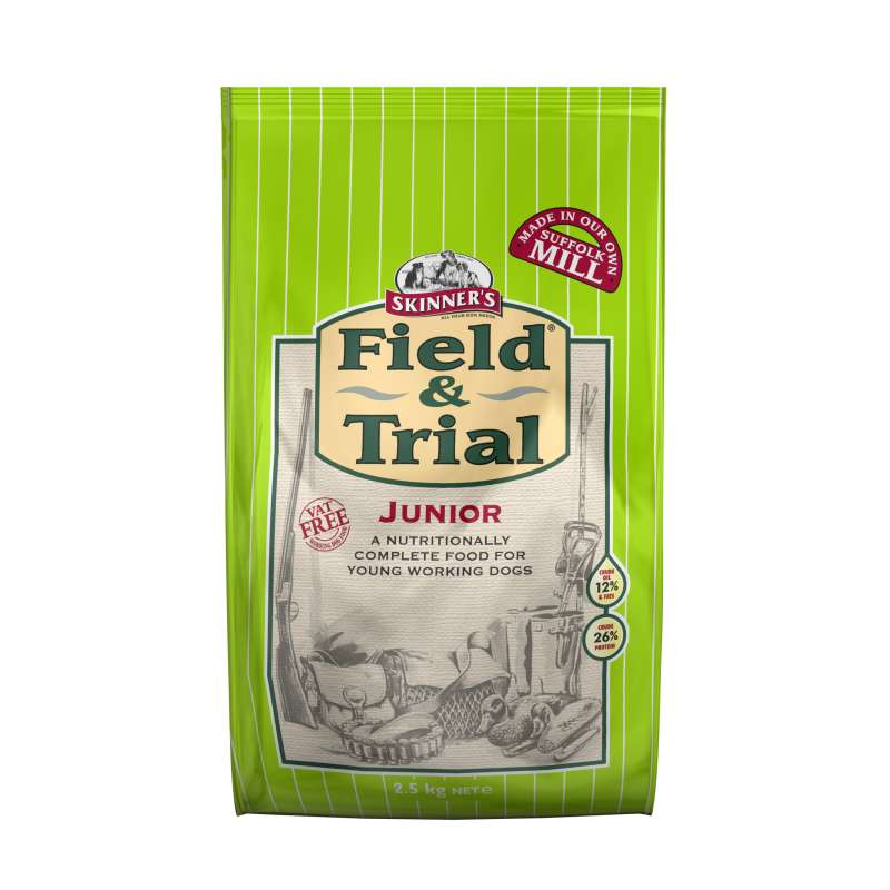 Skinner's Field & Trial Junior Huhn