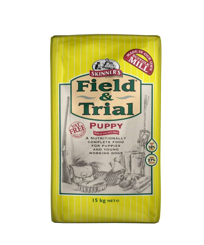 Skinner's Field & Trial Puppy 2.5 kg, 15 kg