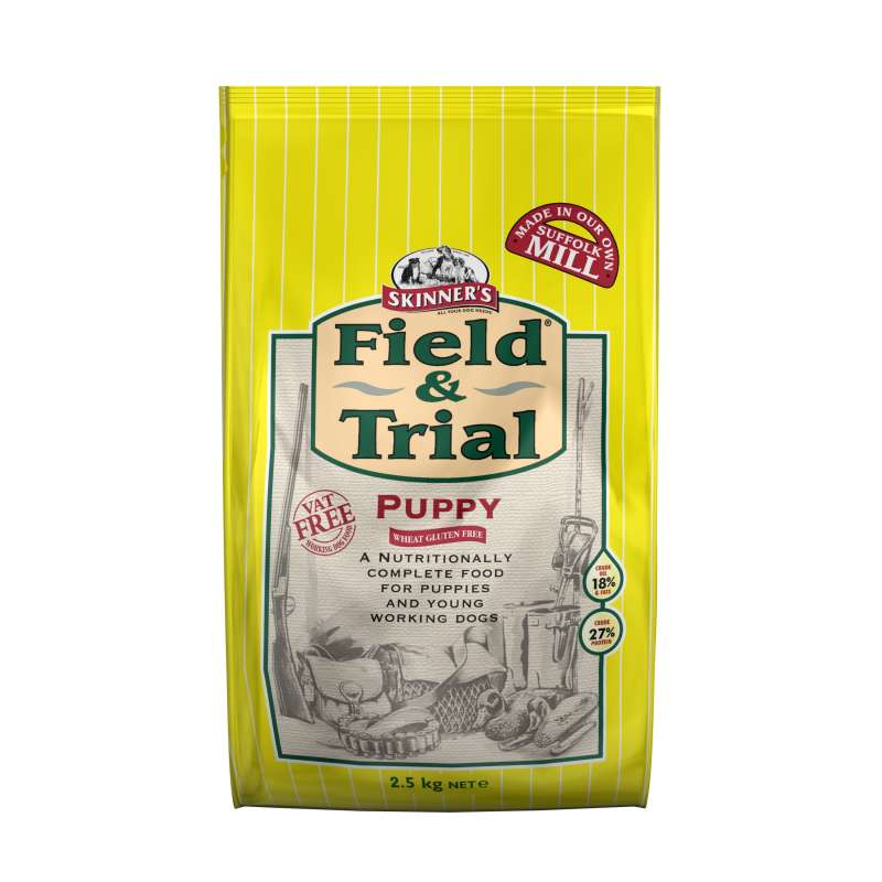Skinner's Field & Trial Puppy Huhn