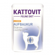 Kattovit Feline Diet Convalescence with Chicken 85 g
