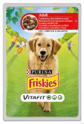 Friskies Adult Beef and Potatoes in Gravy 100 g