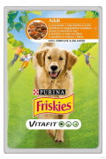 Friskies Adult with Chicken and Potato in Gravy 100 g