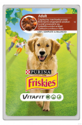 Friskies Adult Lamb and Carrot in Gravy 100 g