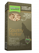 Country Hunter Coniglio con Mirtillo rosso Superfood Crunch Natures Menu 700 g