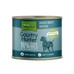 Natures Menu Country Hunter Jugoso Pato 600 g
