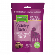 Natures Menu Country Hunter Snack Ciervo con Arándanos 50 g