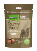 Natures Menu Country Hunter Snack Conejo con Arándano 50 g