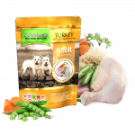 Natures Menu Adult Pute mit Huhn