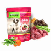Natures Menu Adult Carne de Res y Rumen 300 g