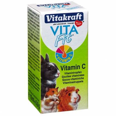 Vitakraft Vita Fit Vitamin C 10 ml