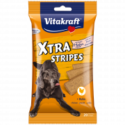 Vitakraft Xtra Stripes + Pollo 200 g