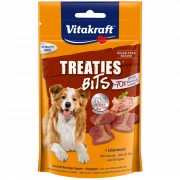 Treaties Bits + Liver Sausage - EAN: 4008239288073
