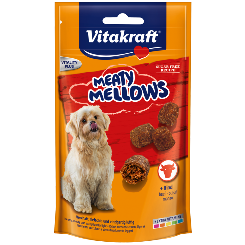 Vitakraft Meaty Mellows + Res 120 g 4008239311368 opiniones