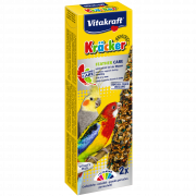 Vitakraft Kräcker Original Feather Care for Large Parakeets 180 g
