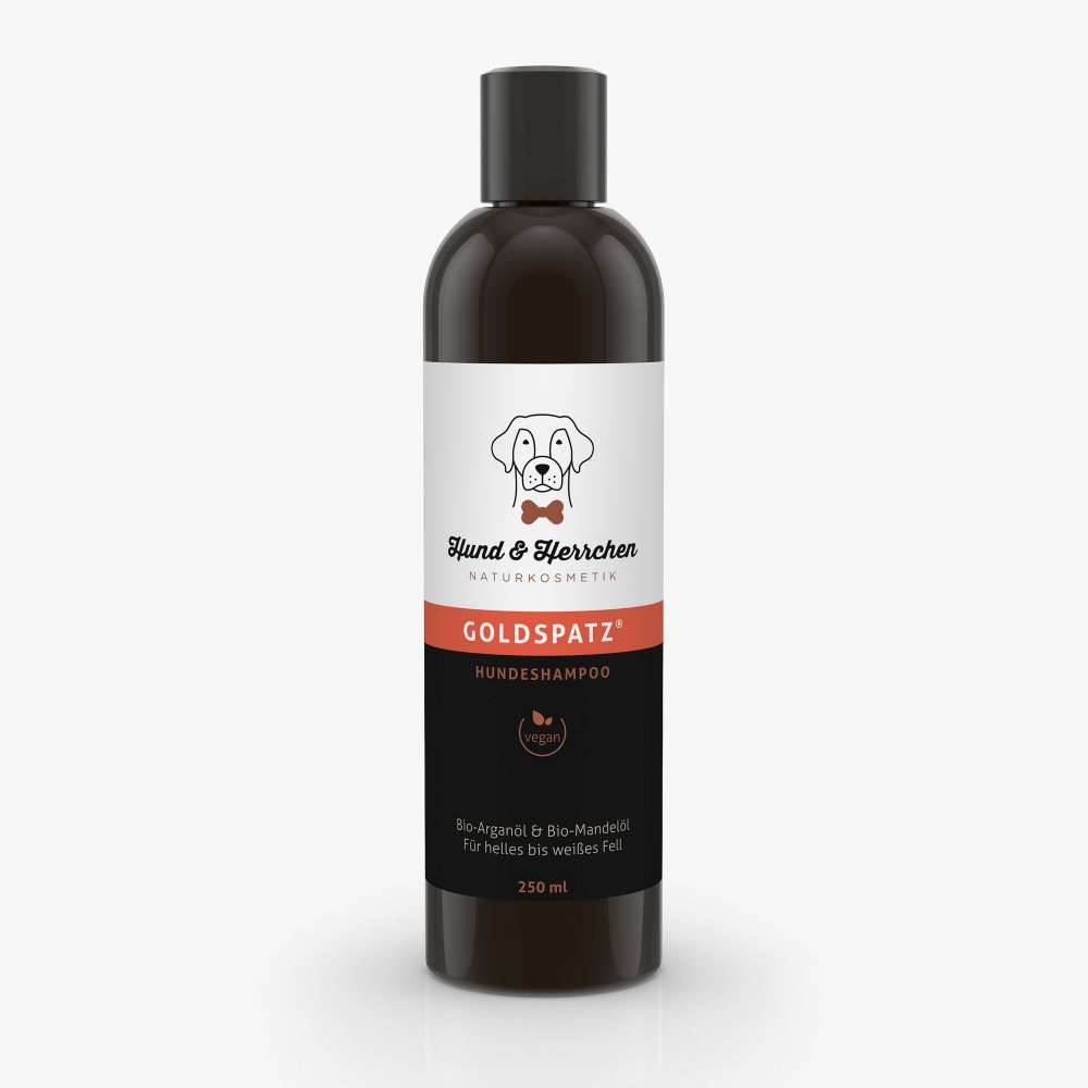 Hund & Herrchen Golden Dog Shampoo 250 ml
