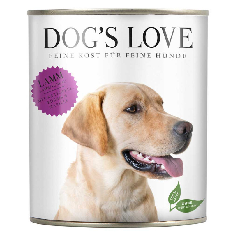 Dog's Love Classic Agnello 200 g