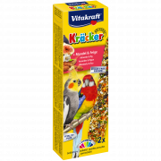 Crackers with Almonds and Fig for parakeets 180 g från Vitakraft