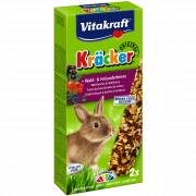 Vitakraft Crackers wild Berries & Elderberry for dwarf Rabbits 112 g