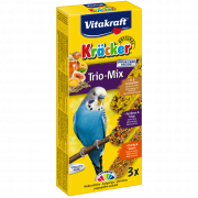 Vitakraft Trio crackers with Eggs, Fruit and Honey for budgies 80 g
