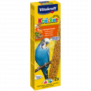 Crackers with Honey & Sesame for budgies 60 g från Vitakraft