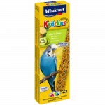 Vitakraft Kräcker Original + Kiwi & Lemon for Budgies 60 g