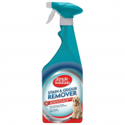 Simple Solution Stain and Odor Remover 750  ml