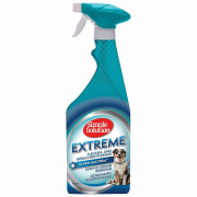 Simple Solution Extreme Smacchiatore e Deodorante per cani 750  ml