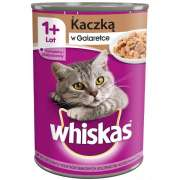 Whiskas 1+ with Duck in Jelly - EAN: 5900951017506