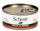 Schesir Filetti di Pollo con Manzo