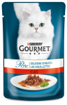 Purina Gourmet Perle Mini Fillets with Beef