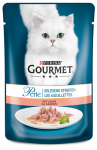 Purina Gourmet Perle Mini Fillets with Salmon