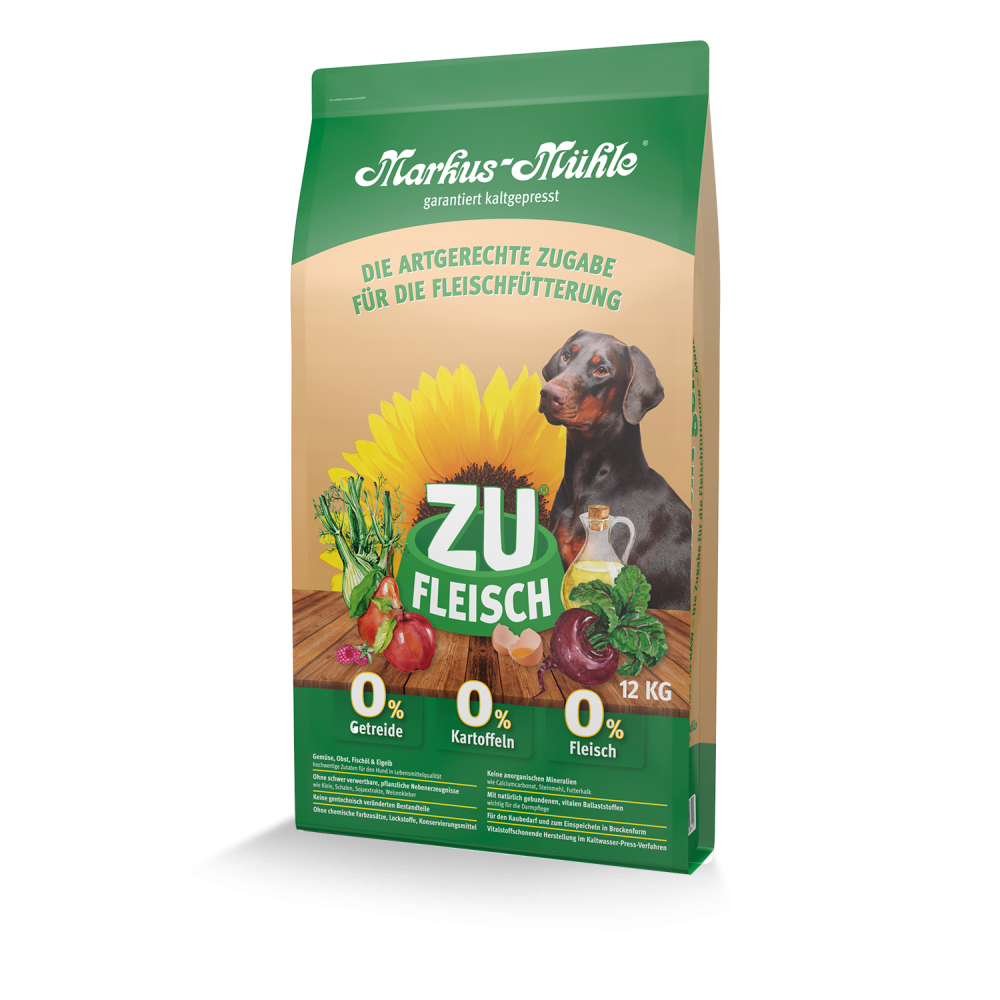 Markus-Mühle Zufleisch Food Supplement for Meat 4 kg, 12 kg osta edullisesti