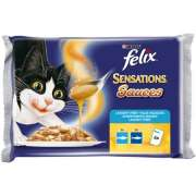 Felix Multipack Sensations Sauces Fish Selection 4x100 g