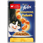 Felix Sensations with Beef in Jelly with Tomato Art.-Nr.: 11926