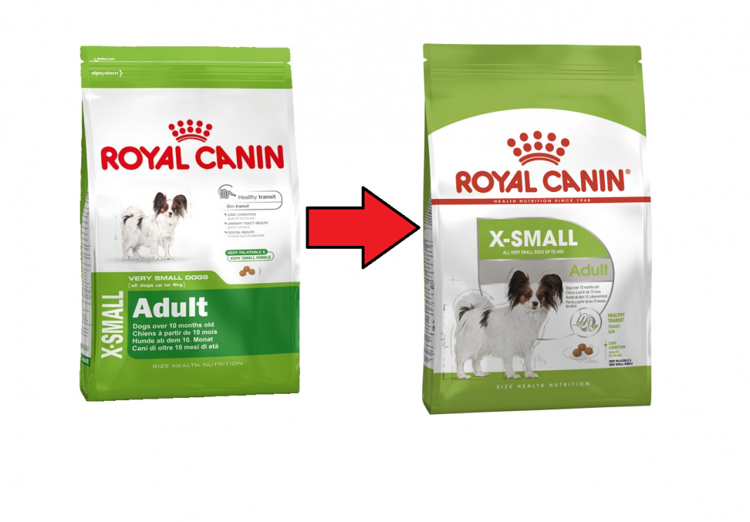 Royal Canin Size Health Nutrition X-Small Adult 1.5 kg
