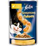 Felix Sensations with Chicken in Jelly with Carrot