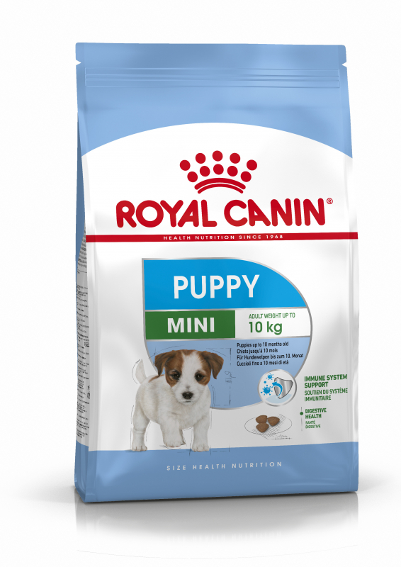 Royal Canin Size Health Nutrition Mini Puppy 2 kg 3182550793001 erfaringer